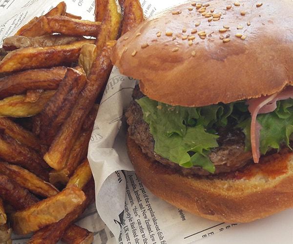 Burger local foodtruck cremieu panossas nord isère